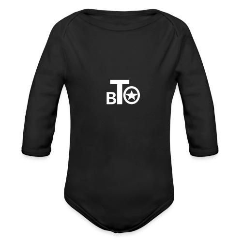 BTO - Ekologisk långärmad babybody