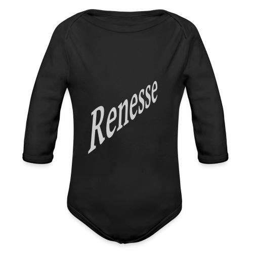 Renesse - Baby Bio-Langarm-Body