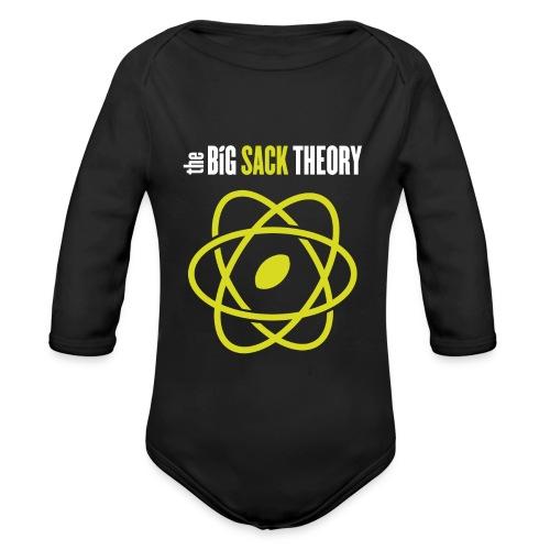 The Big Sack Theory - Baby Bio-Langarm-Body