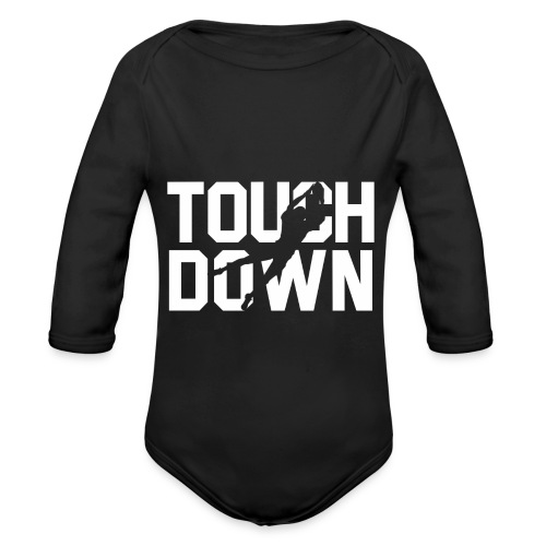 Touchdown - Baby Bio-Langarm-Body