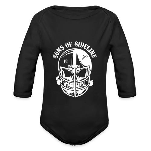 Sons of Sideline - Baby Bio-Langarm-Body