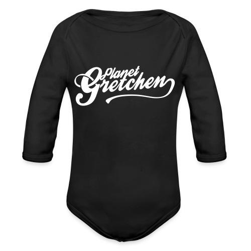 Planet Gretchen - Ekologisk långärmad babybody