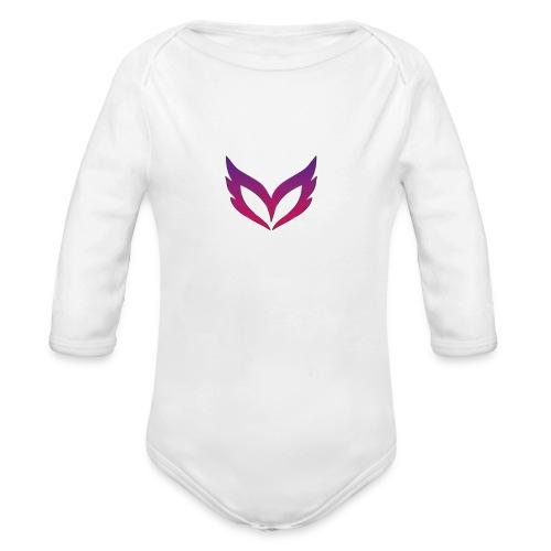 Vrienden van Fox Nightlife - Baby bio-rompertje met lange mouwen
