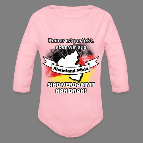 Perfekt Rheinland-Pfalz - Baby Bio-Langarm-Body