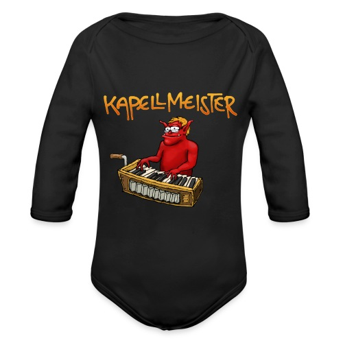 Kapellmeister - Organic Longsleeve Baby Bodysuit
