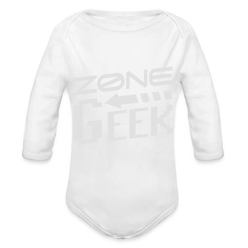 NEW Logo Homme - Body Bébé bio manches longues