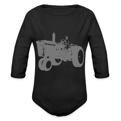 4010 - Organic Longsleeve Baby Bodysuit