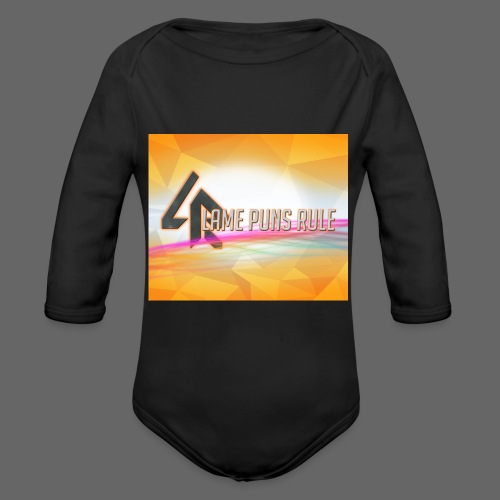 lpr mousepad png - Organic Longsleeve Baby Bodysuit