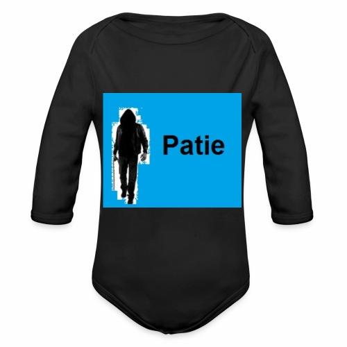 Patie - Baby Bio-Langarm-Body