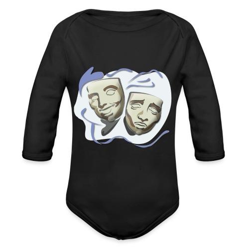Theater/Theater - Baby Bio-Langarm-Body