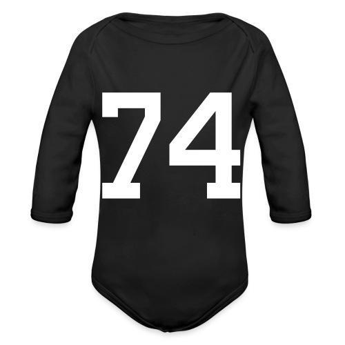 74 SPITZER Julian - Baby Bio-Langarm-Body
