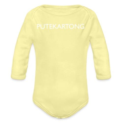 PK_LOGO_PNG - Økologisk langermet baby-body