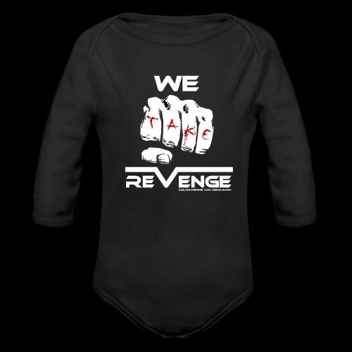 Darkness on Demand - We Take Revenge - Baby Bio-Langarm-Body