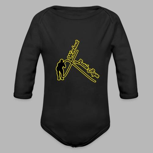 Battle Rope Workout - Baby Bio-Langarm-Body