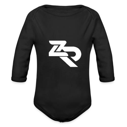 ZR Hoodie - Langærmet babybody, økologisk bomuld