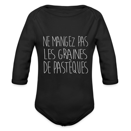 Tshirt-Femme -enceinte-1 - Body Bébé bio manches longues