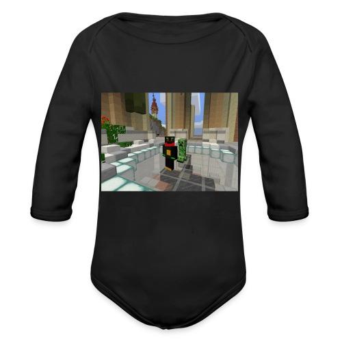 für meine schwester gemacht - Organic Longsleeve Baby Bodysuit