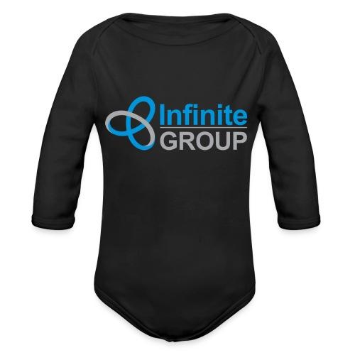 The Infinite Group - Organic Longsleeve Baby Bodysuit