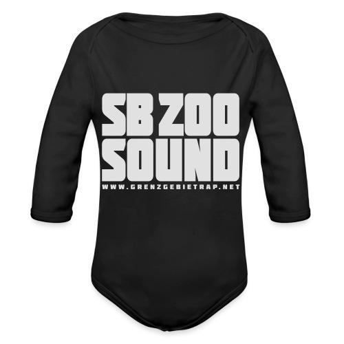 SB ZOO Blockbuster - Baby Bio-Langarm-Body