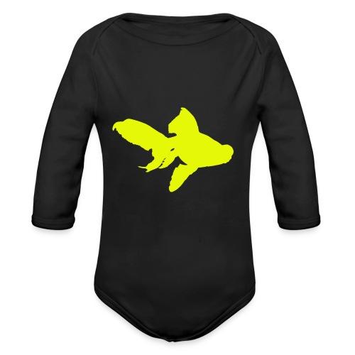 black moor - Body ecologico per neonato a manica lunga