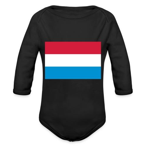 The Netherlands - Baby bio-rompertje met lange mouwen