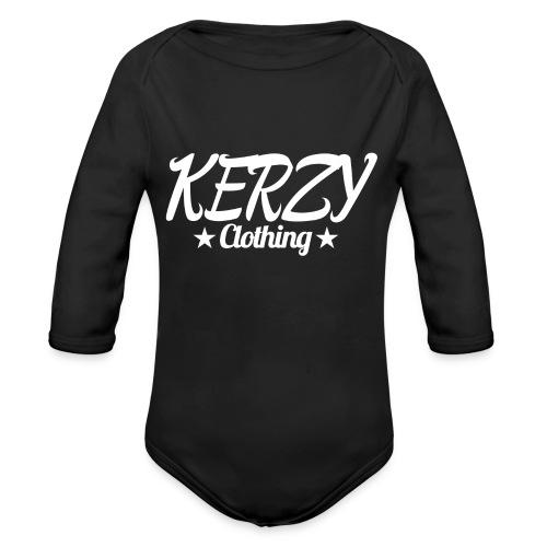 Official KerzyClothing T-Shirt - Organic Longsleeve Baby Bodysuit