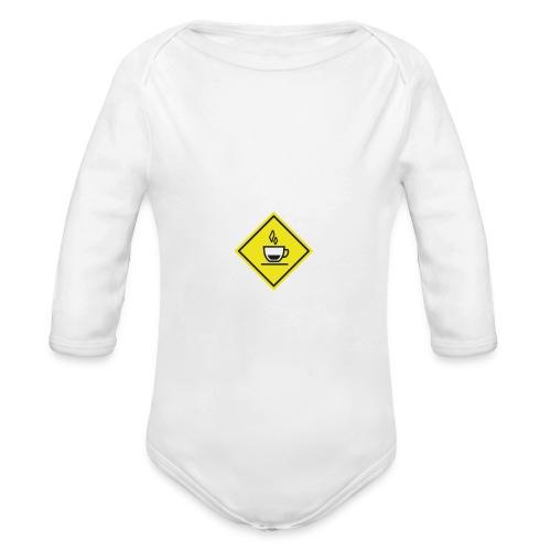 KAFFÈÈ?! - Maglietta da donna by IL PROLIFERARE - Body ecologico per neonato a manica lunga