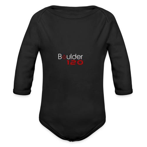 Boulder120 - Organic Longsleeve Baby Bodysuit
