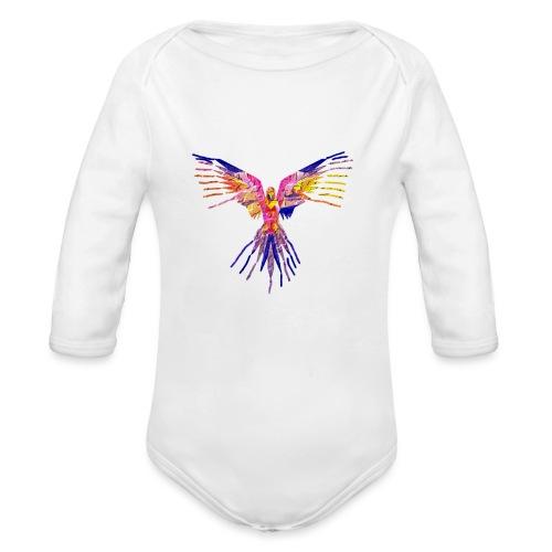K.A Shirts - Langærmet babybody, økologisk bomuld