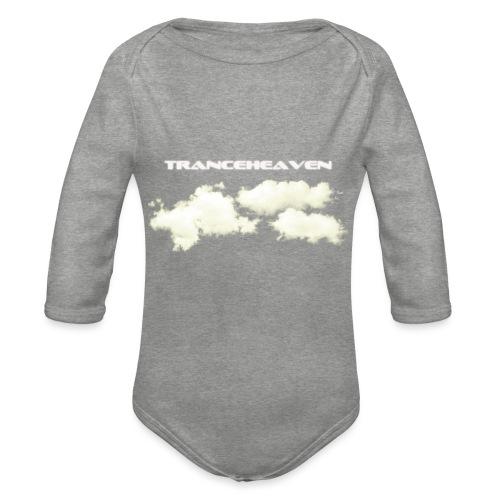 tranceheaven - Ekologisk långärmad babybody