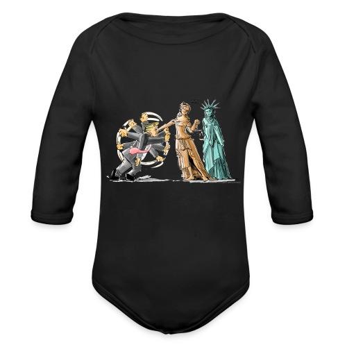 I Got This - Organic Longsleeve Baby Bodysuit