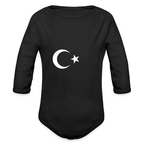 Turquie - Body Bébé bio manches longues