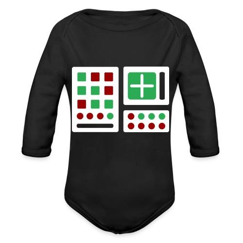 Classic Computer 2 - Baby Bio-Langarm-Body