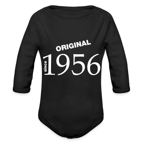 1956 - Baby Bio-Langarm-Body