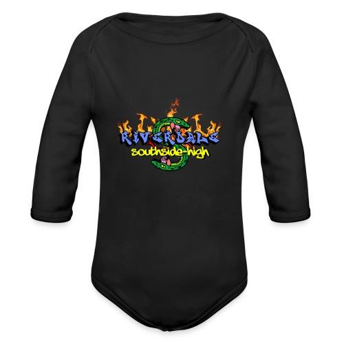 Riverdale Southside High - Baby Bio-Langarm-Body