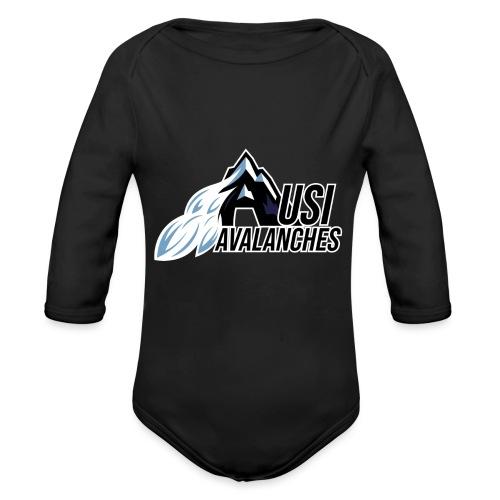 USI Avalanches - Baby Bio-Langarm-Body