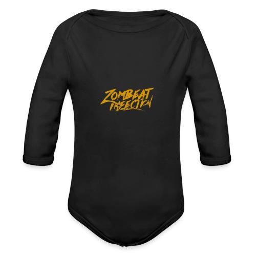 ZombeatLOGOOR-png - Body Bébé bio manches longues