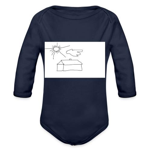 wies2503aw-png - Ekologiczne body niemowlęce z długim rękawem