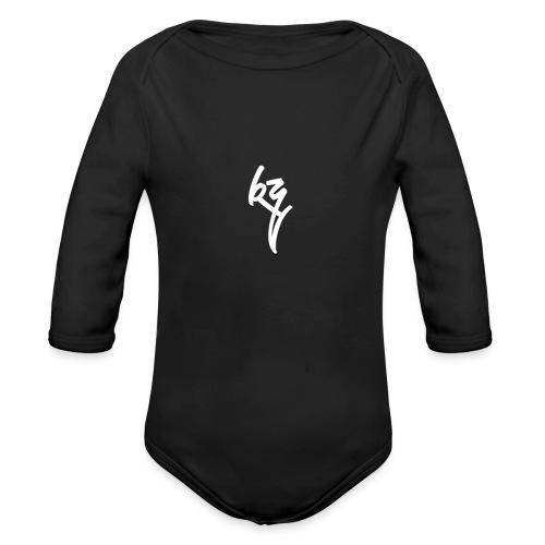 Kz - Baby bio-rompertje met lange mouwen