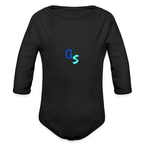 Logotipo - Organic Longsleeve Baby Bodysuit