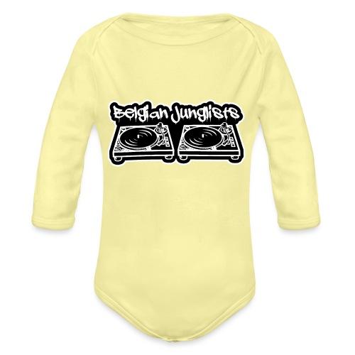 Belgian Junglists 2 - Organic Longsleeve Baby Bodysuit