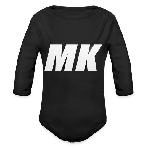 MK 3D - Baby bio-rompertje met lange mouwen