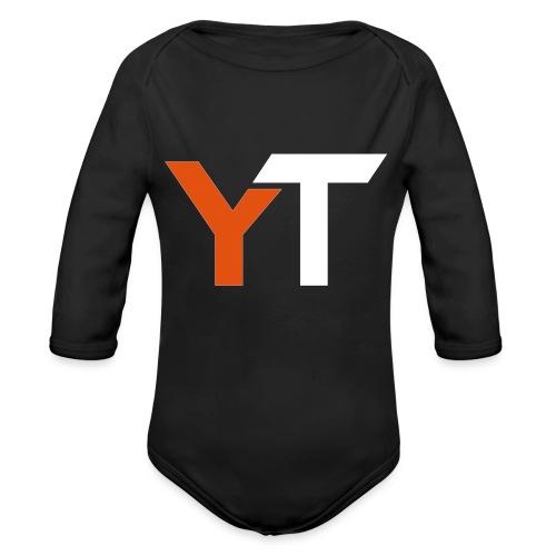Yogii Tube - Organic Longsleeve Baby Bodysuit