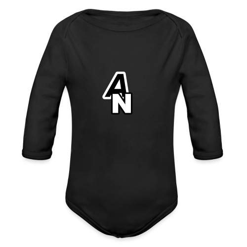 al - Organic Longsleeve Baby Bodysuit