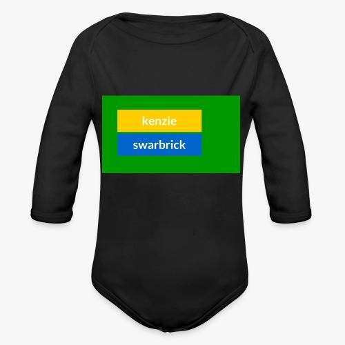 t shirt - Organic Longsleeve Baby Bodysuit
