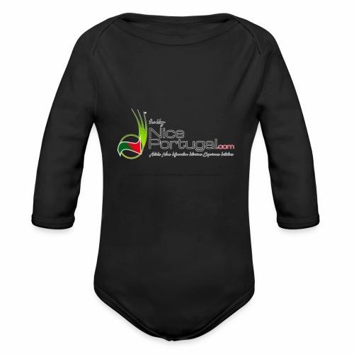 NicePortugal.com Logo - Body ecologico per neonato a manica lunga