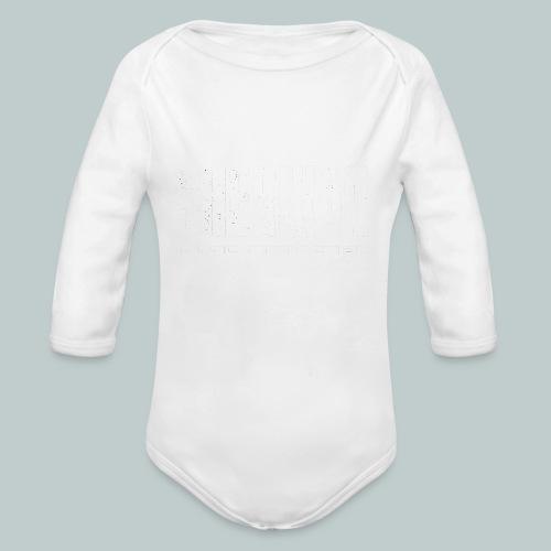 Sherikan logo - Ekologisk långärmad babybody