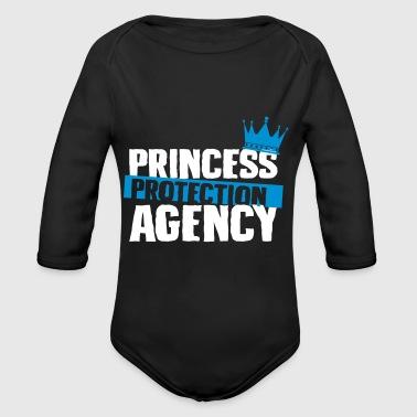 Protezione Principesse agenzia - Festa del Papà - Body ecologico per neonato a manica lunga