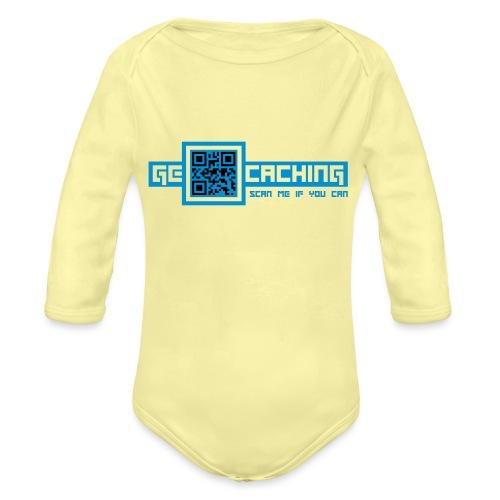 QRCode - 2colors - 2011 - Baby Bio-Langarm-Body