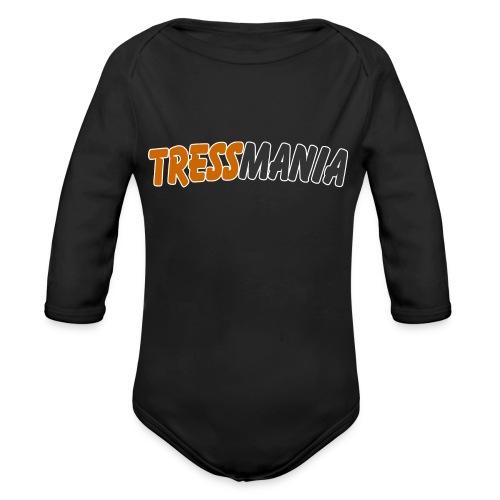 Tressmania Logo 01 - Organic Longsleeve Baby Bodysuit